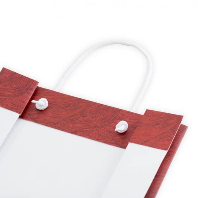 paperikassin tekstiilikannike